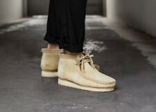 clarks wallabees Sand Suede US size 12M NIB