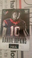 2013 Panini Hrx #8 Deandre Hopkins RC Houston Texans
