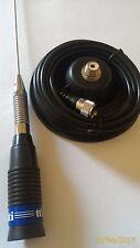 Antenna CB veicolare Magnetica M 145 in PROMOZIONE completa come da foto