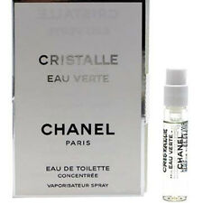Chanel Cristalle Eau Verte .06 oz / 2 ml Mini Vial Eau de Toilette Spray