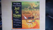 Walt Disney presents Rudyard Kipling's JUST SO STORIES Volume II LP 1965