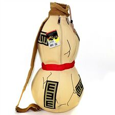 Naruto Shippuden Gaara Gaara's Sand Gourd Shoulder Backpack Bag Cosplay LICENSED