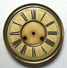 Two Old Dials for Vienna Wall Clock.