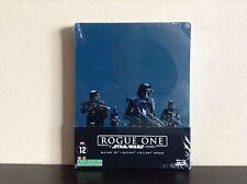 Rogue One: A Star Wars Story [Steelbook Combo Blu-ray 3D + Blu-ray Bonus] *NEW*
