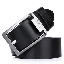 Men's Waistband Belts Trousers Pin Buckle Waist Strap Punk Fashion Belt