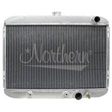 205137 Northern 67-69 Ford Mustang 68-69 Mercury Cougar Aluminum Radiator