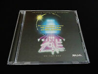 Grateful Dead The Twilight Zone Jerry Garcia Merl Saunders 1985 Soundtrack 1 CD