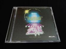 Grateful Dead Jerry Garcia Merl Saunders The Twilight Zone 1985 Soundtrack 1 CD