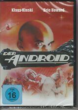 Der Android DVD mit Klaus Kinski und Brie Howard Science-Fiction-Thriller