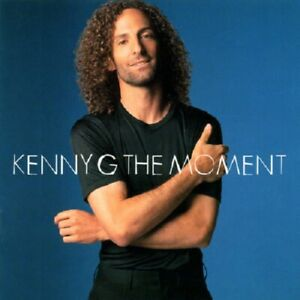 Audio CD - Jazz - The Moment by Kenny G - Havana - Moonlight - Passages