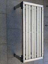 ABRU SL 0047 ALUMINIUM WORK PLATFORM/STEP 115Kg LOAD CAPACITY, 50cm HIGH