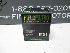 Hiflo Premium Oil Filter HF303 - CB1000 CBR1000RR GL1500 Goldwing VF750C Magma