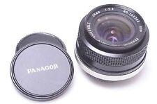 PANAGOR 28MM 2.8 PMC AUTO WIDE ANGLE LENS M42 MOUNT PENTAX, PRAKTICA ETC.