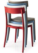 Sedie Plastica Giardino Economiche.Sedie Da Esterno In Plastica Nera Acquisti Online Su Ebay