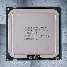 Intel Core 2 Quad Q9650 Quad-Core CPU 3 GHz 1333 MHz LGA 775/Socket T