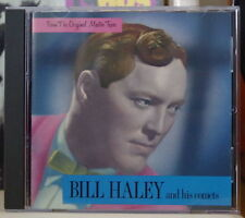 BILL HALEY AND HIS COMETS FROM THE ORIG. MASTER TAPES  COMPACT DISC MCA 1985
