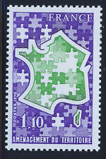 FRANCIA/FRANCE 1978 MNH SC.1596 Administrative Changes