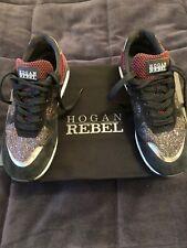 Basket Sneakers Hogan Rebel T39 Fr Parfait Etat