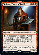 MTG Magic - Torbran, Thane of Red Fell - Throne of Eldraine - Rare - NM