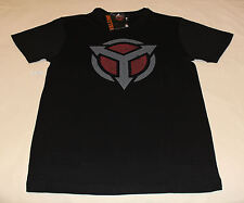 Killzone Helghast Triad Logo Mens Black Printed Short Sleeve T Shirt Size M New