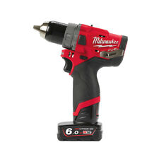 Milwaukee Carburant Perceuses Visseuses à Percussion M12 FPD-602X 12 Volt 6.0Ah
