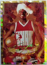 Rare Shaq: 1993 ARENA SPORTS CHRISTMAS PRISM Shaquille O'Neal LTD EDITION PROMO