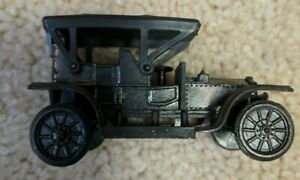 Vintage Die Cast Metal Miniature Antique Car Pencil Sharpener
