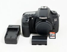 Canon EOS 60D 18.0 MP Digital SLR Camera Body Only and Items Shown