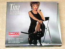 Tina Turner/Private Dancer/1997 EMI 100 CD Album/Bonus Tracks & Booklet