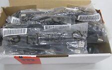 Bulk Pack - 10 x USB 2.0 A to B 1.8m Black Cable High Quality