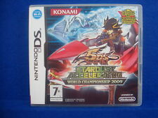 ds YU GI OH 5D's Stardust Accelerator World Championship 2009 Nintendo PAL UK