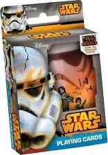 STAR WARS REBELS COLLECTIBLE POKER CARDS DECK