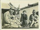 Japan Army old photo Imperial 1942 Pacific War Military Soldier child Everyday