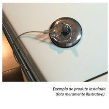 Ford Maverick Set Billet Lock - Knobs - Panel - Hood - Pane Instruments