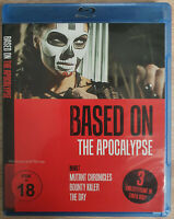 Based on the Apocalypse Bluray FSK18 Bounty Killer The Day Christian Pitre Uncut