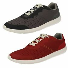 Clarks Lace-up Synthetic Casual Shoes for Men