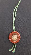 1 Vintage Genuine Red ROLEX Watch Hologram Hang Tag Red Seal Geneva CERALACCA