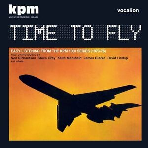 KPM LIBRARY TIME TO FLY - KPM 1000 SERIES COMPILATION (1970-76) STEREO