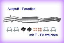 Mittelschalldämpfer Mitteltopf Auspuff mitte BMW E46 320 325 i 170//192PS 00-05