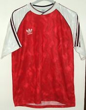 VINTAGE RETRO AUTHENTIC FOOTBALL SHIRT BY ADIDAS LARGE