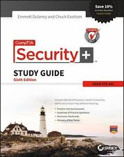 CompTIA Security+ Study Guide: SY0-401 by Dulaney, Emmett, Easttom, Chuck
