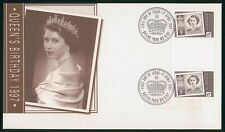 MayfairStamps Australia FDC 1997 Queen Elizabeth II Birthday First Day Cover wwr