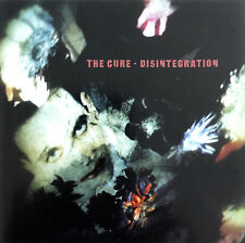 The Cure ‎CD Disintegration - Remastered - Europe (M/M)