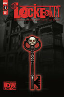 Locke & Key #1 Facsimile – 2020 Comic-Con Joe Hill IDW Comic Book 1st Print NM