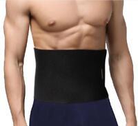 Slimming Burn Fat Sauna Sweat Lose Weight Wide Waist Trimmer Exercise Belt Hot