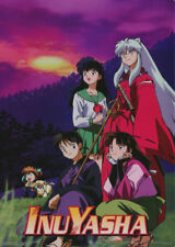 SMALL POSTER : ANIME MANGA:  InuYasha - SUNSET - FREE SHIP  #MP3401   RC29 E-L