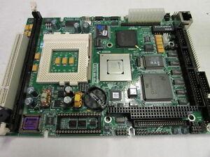 AAEON PCM-4896-B12 AIO compact board RARE! Tested, working USA Seller