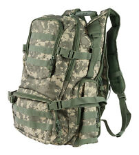 Us army assault Pack mochila bolso de combate pack bolsa acu at camuflaje digital 3
