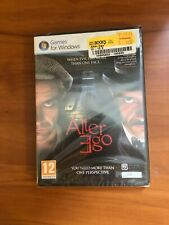 Alter Ego ~ PC DVD Games for Windows ~ When Evil Has More Than One Face!~ New