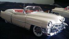 Danbury Mint 1953 Cadillac Eldorado Huge 1:16 Scale w/Oak Stand/Accessories
